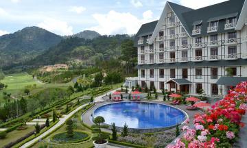 Top 4 resort nghỉ dưỡng sang trọng đẳng cấp tại Đà Lạt