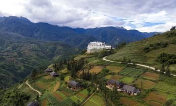 Pao's Sapa Leisure Hotel đẹp ngỡ ngàng giữa đất trời Tây Bắc