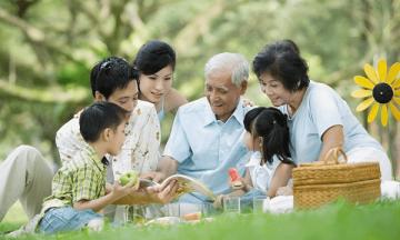 Kinh nghiệm để có chuyến du lịch đại gia đình tiết kiệm